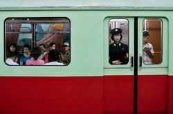 Pyonyang Metro