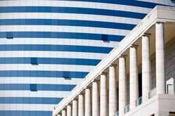 EUR buildings, Rome
