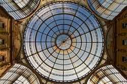 Milan Vittorio Emanuele Gallery