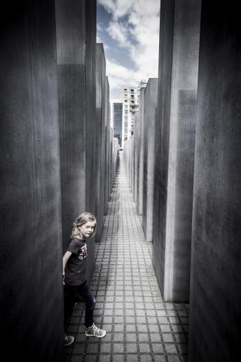 La speranza Holocaustum memorial Berlin