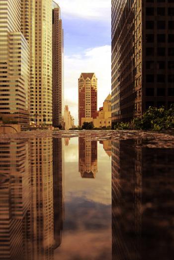 City Under Water