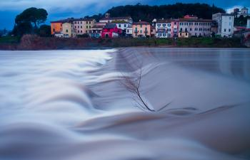 Serchio River