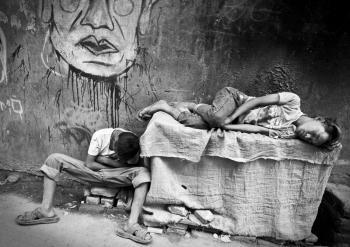 Nepali Street Boys
