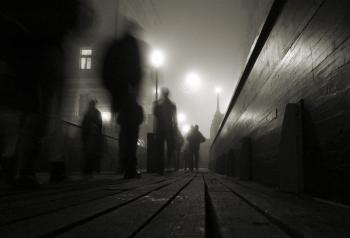 Passi nella notte (The night walkers)
