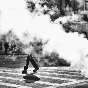 Walking in Smoke