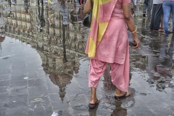 Dopo la pioggia, Mumbai