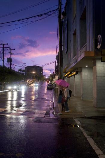 Charlottesville After Storm