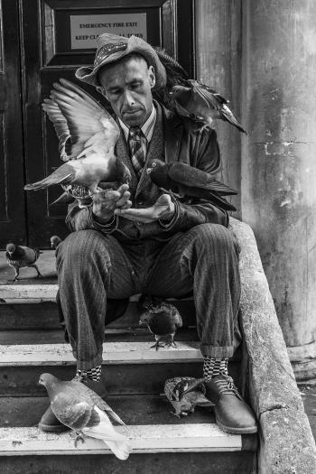 Birdman of Bath