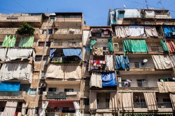 Awnings of Beirut