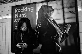 Rocking Nun