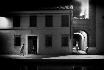 Comacchio - A theatre