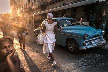 Suspended Cuba