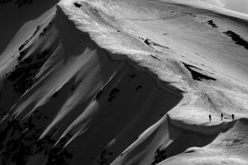 Ski tours In the Tatra Mountains