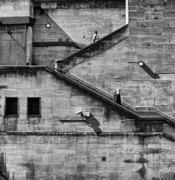 Climbing Wall - London