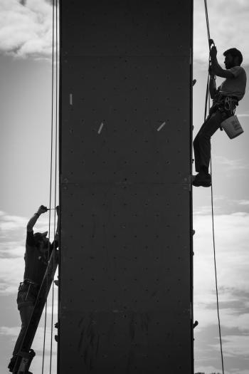 Work in Climbing