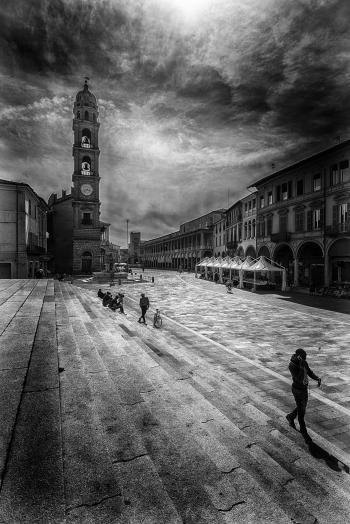 Piazza del Popolo - Forlì