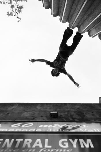 Parkour - jump