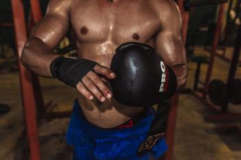 Boxe in Cuba