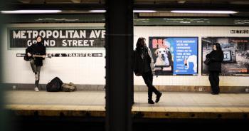 Lifestyle NYC Sub Way