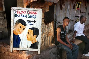 Young Rising:  Cultural in the African Urban landscape