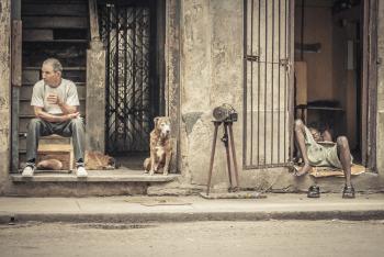Daily life in hidden Havana