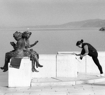 Il risveglio di Trieste