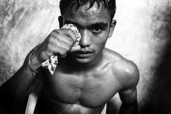 I Heard a Crack: Observations on Muay Thai