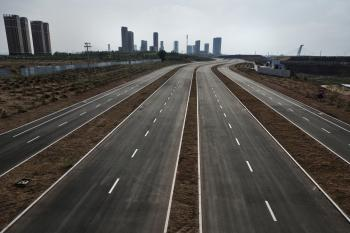 Ordos, the Chinese dream became a ghost city