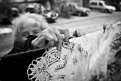 Profession or craft: Lacemaker