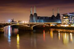 Power Station on the Thames