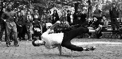 NYC Dancer