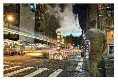 Notte a Manhattan