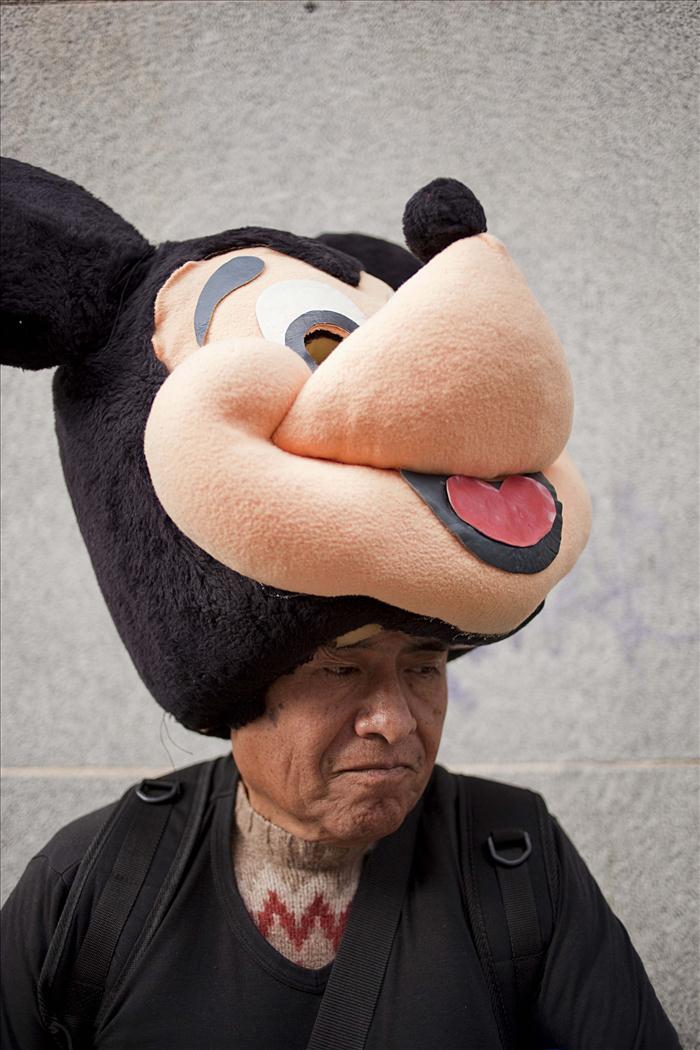 Latin Micky Mouse