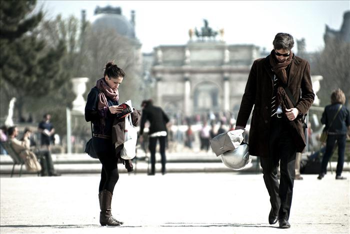 L\\\'impiegato ed il turista