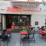 Cafe Relax, Warsaw (Poland)