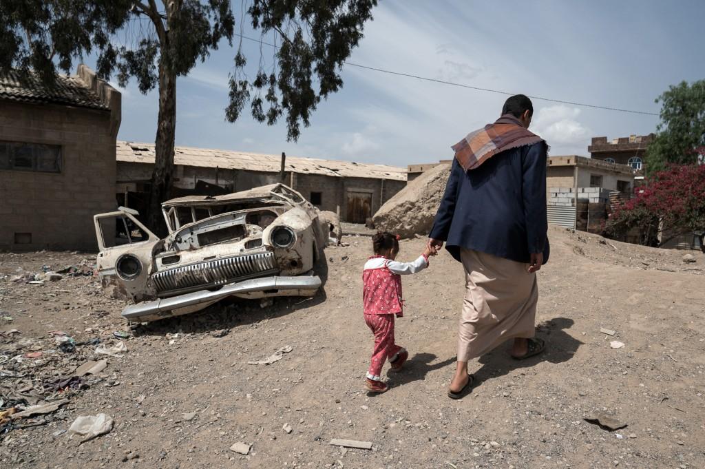 PORT  Giles Clarke Yemen In Crisis